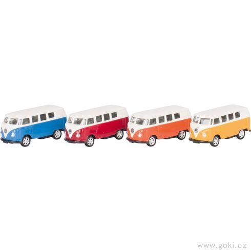 VWMicrobus (1962), setrvačník, měřítko 1:60 - Goki