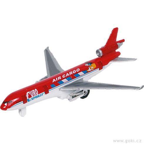 Letadla sezpětným natahováním II - Goki