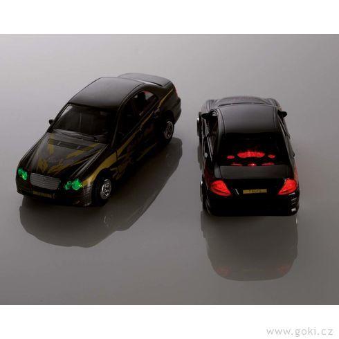 Sportovní autíčka sezpětným natahováním - Goki