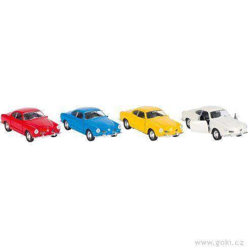 VWKarmann-Ghia Coupe, zpětné natahování, 1:34-39 - Goki