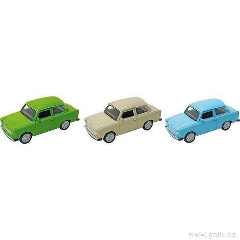 Trabant 601, 11cm - Goki