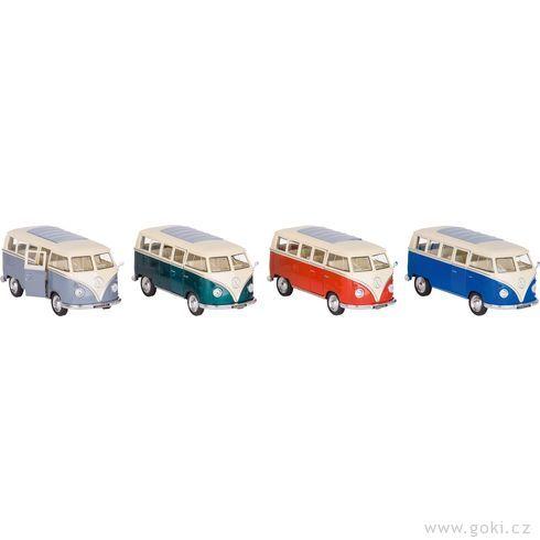 Volkswagen BusT1(1962), 1:31, setrvačník - Goki
