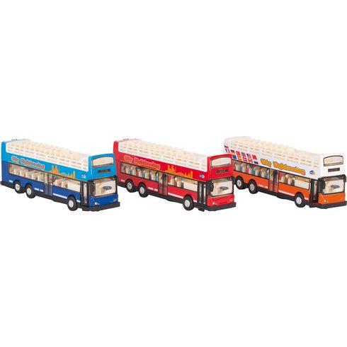 Vyhlídkový autobus - Goki