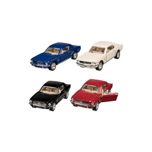 Ford Mustang (1964), 1:36, zpětné natahování - Goki