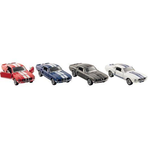 Shelby GT-500 (1967), 1:38, zpětné natahování - Goki