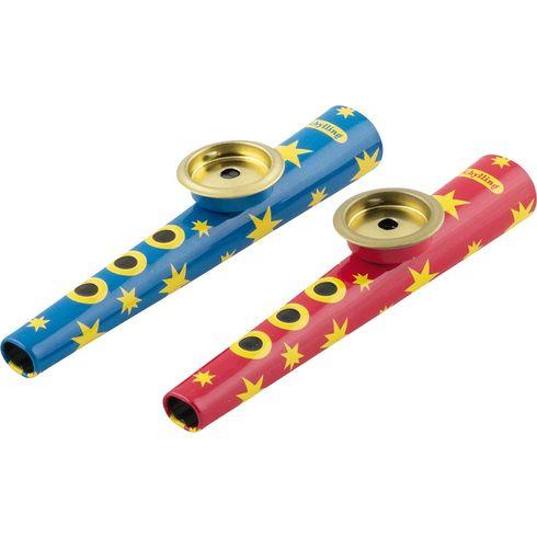 Kazoo – plechová píšťalka - Goki