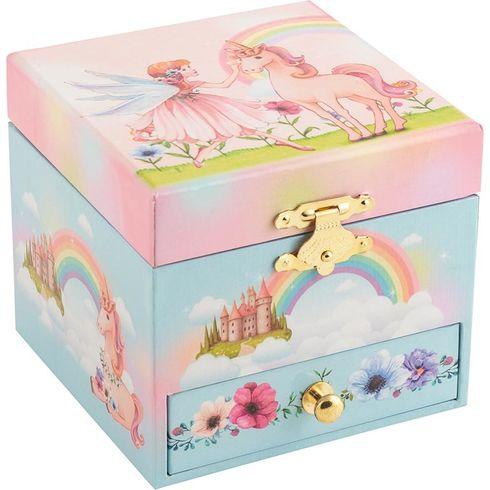 Hrací skříňka – tanečnice - Goki