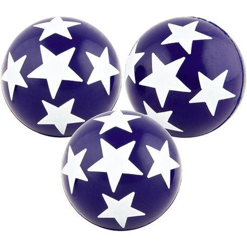 Skákací míček – Třpytivé hvězdy - Goki