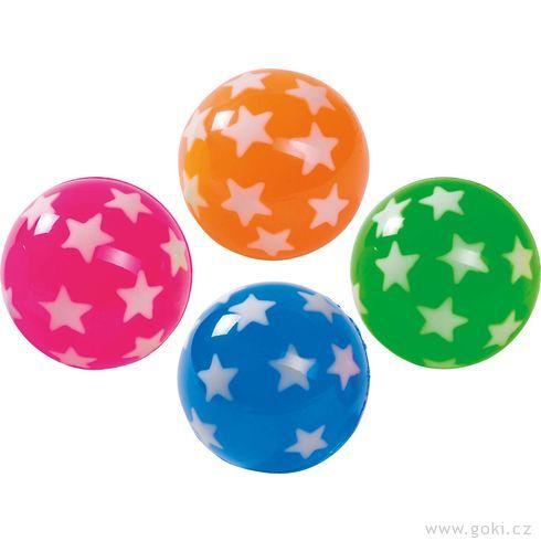 Skákací míček – Hvězdy - Goki