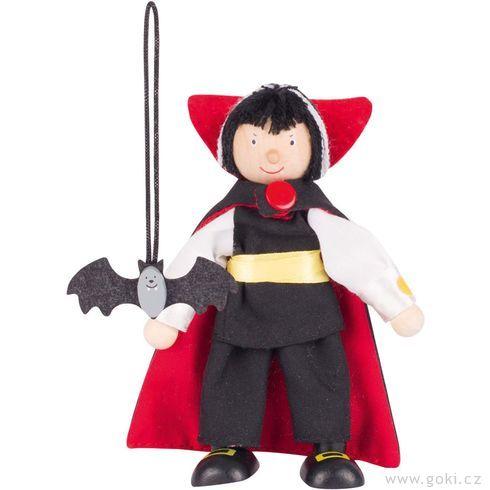 Ohebná panenka – upír - Goki