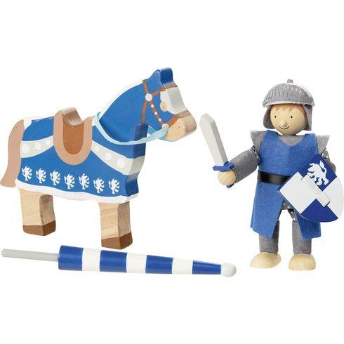 Modrý rytíř nakoni Lancelot – flexibilní postavička - Goki