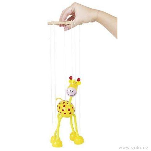 Marioneta – žirafa - Goki