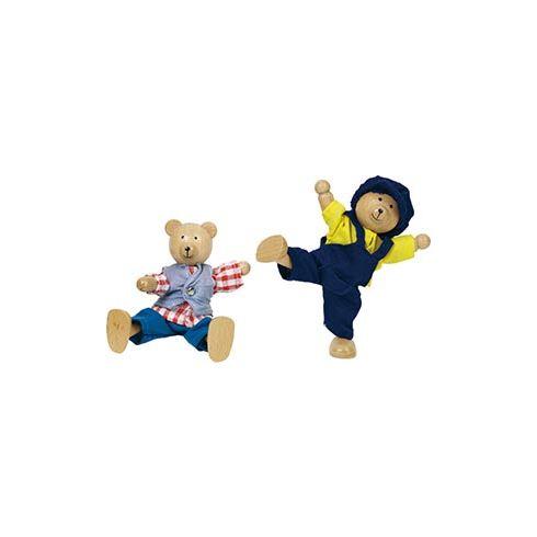 Panenky dodomečku – medvídci - Goki