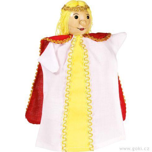 Maňásek naruku – princezna - Goki