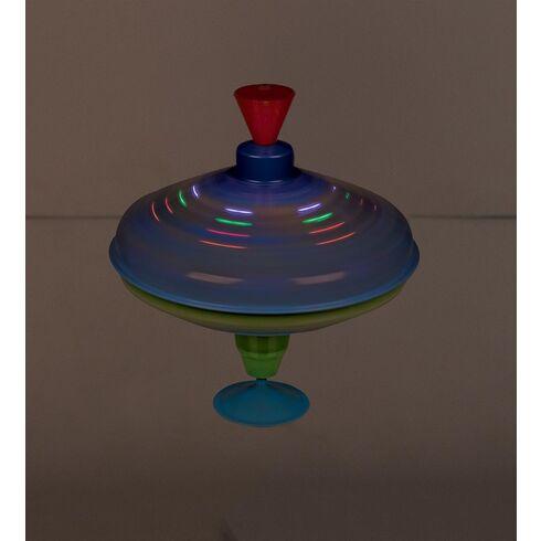 Hrající káča LEDvesmír, 18,5 cm - Goki