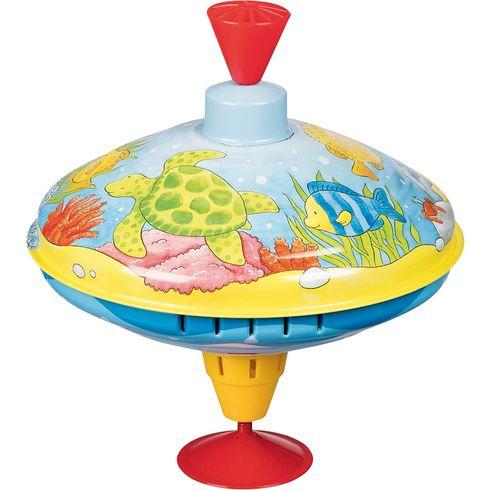 Hrající káča mořská zvířátka – 18,5 cm - Goki