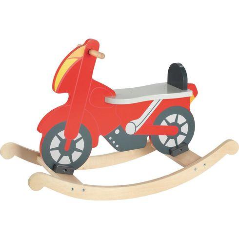 Houpací motorka - Goki