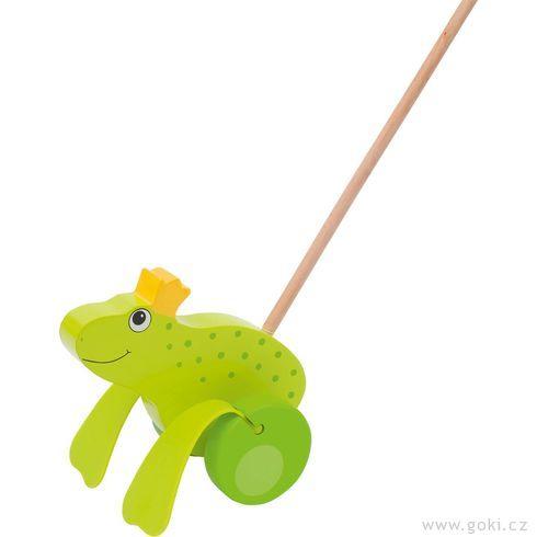 Žabí princ – zvířátko natyči - Goki