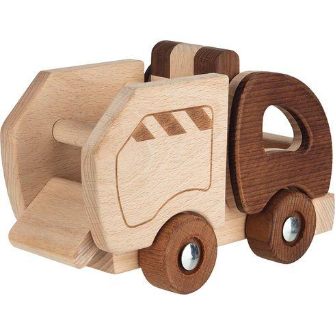 Malé autíčko popeláři - Goki