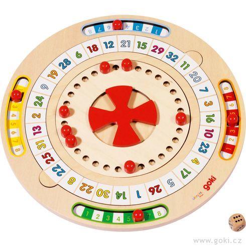 Stolní hra– Slovní mlýn  - Goki