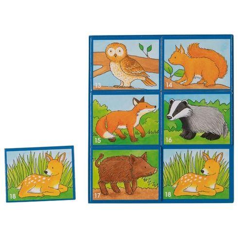 Loterie sezvířátky - Goki