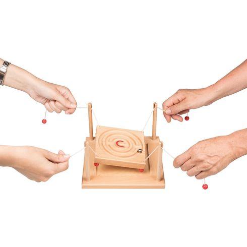 Dovednostní stolní hra– Parcour - Goki