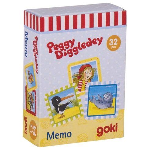Minipexeso Peggy Diggledey, 32díly - Goki
