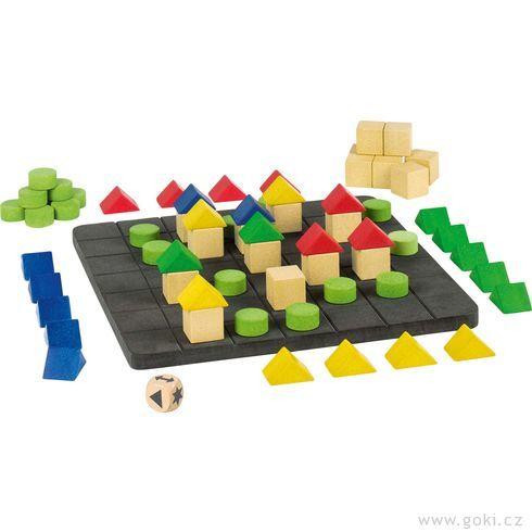 Desková hra– Plán B - Goki