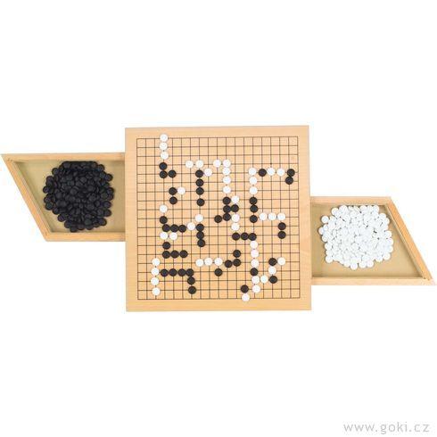 Stolní hra– Go - Goki