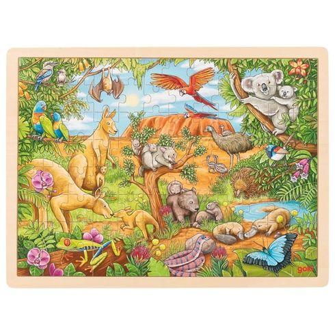 Puzzle – Australská příroda - Goki