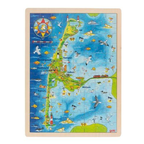Puzzle Sylt, 46dílů - Goki