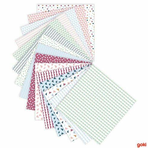Origami, 30dílů - Goki