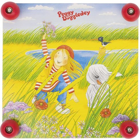 Lisnarostliny doherbáře – Peggy Diggledey - Goki