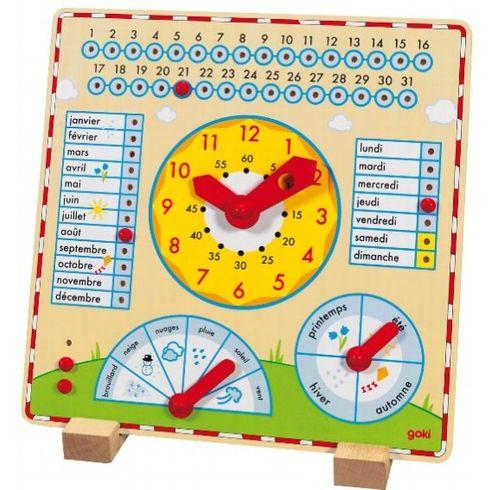 Celoroční výukové hodiny vefrancouzštině - Goki