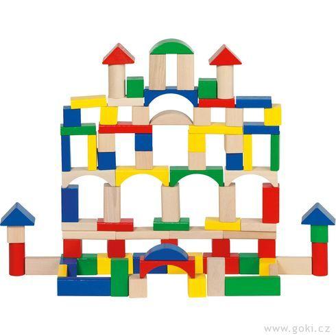Stavební kostky - Goki