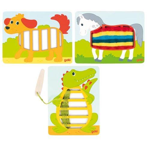 Obrázky ketkaní, 3díly - Goki