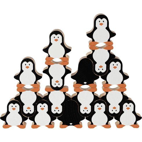 Tučňáci, 18dílů - Goki