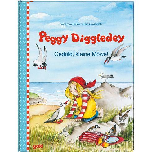 Trpělivost, malý racku – knížka zřady Peggy Diggledey - Goki