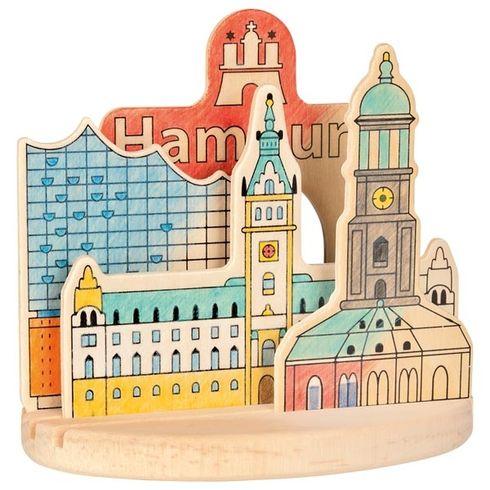 Hamburk – obrázek kvymalování, 5dílů - Goki