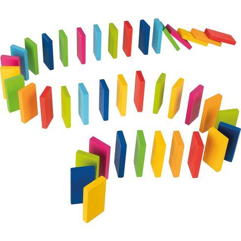 Duhové domino raly, 48dílů - Goki