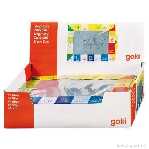 Magická tabulka, velká - Goki