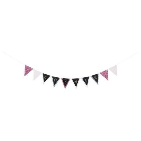 Vlaječky kpopisování –slavnostní dekorace - Goki