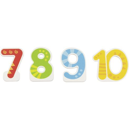 Narozeninová čísla 7,8,9 a10 - Goki