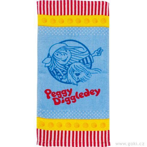 Kouzelný ručník Peggy Diggledey - Goki