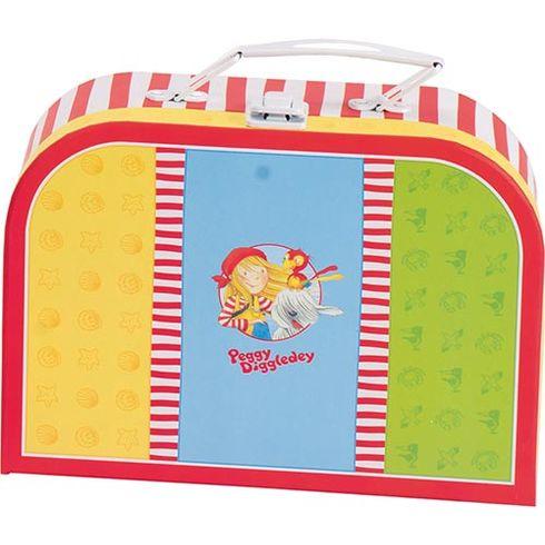 Kufříky Peggy Diggledey, sada 2ks - Goki