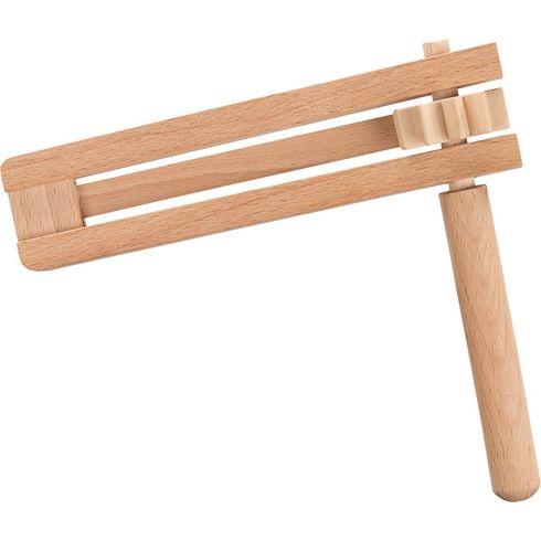 Dřevěná řehtačka - Goki