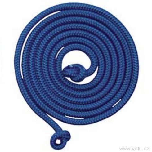 Švihadlo 500cm–  modré - Goki