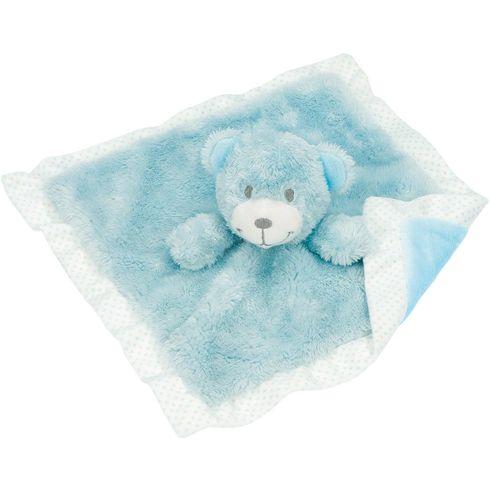 Mazlíček usínáček – modrý medvídek - Goki