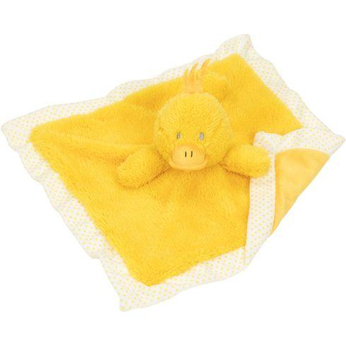 Mazlíček usínáček – žlutá kačenka - Goki