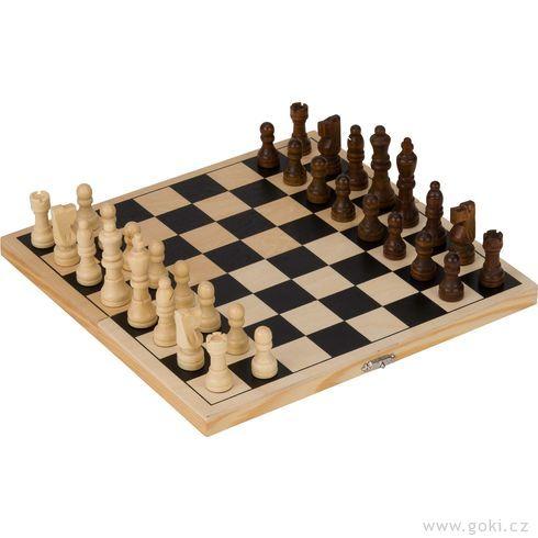 Logická hrašachy – 26x26cm - Goki